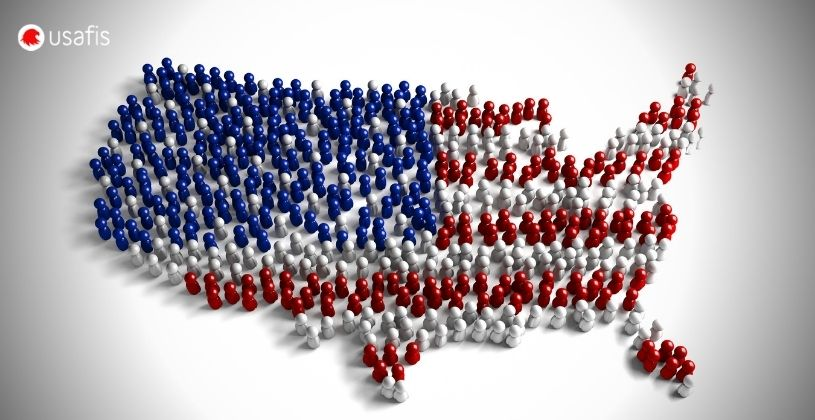USAFIS: Population US